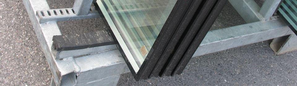 Glassoorten op voorraad